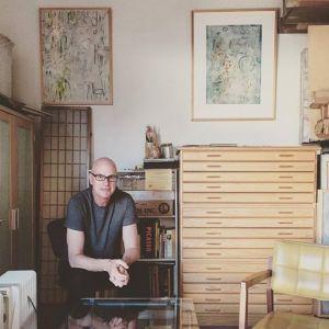 Erik ReeL in studio