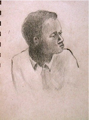 Erik ReeL early drawing